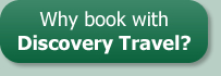 Why book with Discovery Travel?