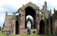 Melrose Abbey 1