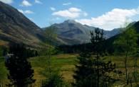 West Highland Way-Glen Nevis